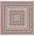 Seamless strip ornamental pattern Rectangle vector image vector image