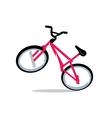 Bicycle Cartoon vector image vector image
