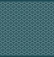 seamless pattern on dark blue background vector image vector image