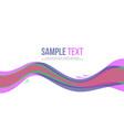 abstract background design website header vector image vector image