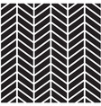 black chevrons pattern background image vector image