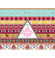 Hipster seamless aztec pattern with bird vector | Price: 1 Credit (USD $1)
