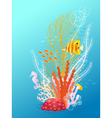 Underwater bouquet vector | Price: 1 Credit (USD $1)