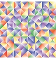 abstract background consisting triangles vector image