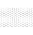 abstract background hexagons outline
