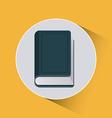 book icon vector image