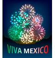 independence day mexico vector image vector image