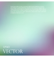 abstract blurred background with ambient vector image