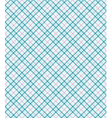 pattern fabric in a straight line vector image