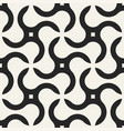 seamless geometric modern pattern with vector image vector image