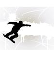Snowboard background