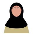 friendship peoples world muslim vector image vector image