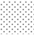 pattern dot background design vector image