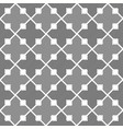 seamless grey and white sacred pattern vector image