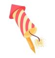 Petard icon cartoon style vector image