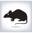 rat for your design Rat Logo Rat Tattoo Rat Icon vector image