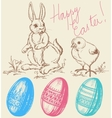 Easter design elements vector | Price: 1 Credit (USD $1)