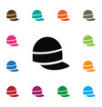 isolated accessory icon style element can vector image vector image
