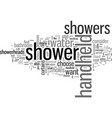 how to choose shower bathroom accessories vector image vector image