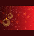 hanging halftone dots baubles vector image vector image