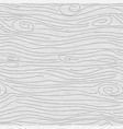 wooden gray texture seamless pattern vector image vector image