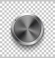 abstract technology volume knob vector image