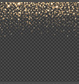 golden star isolated transparent background vector image