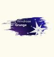 Windrose grunge background