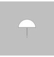 bumbershoot computer symbol vector image vector image
