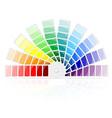 color palette 01 vector image