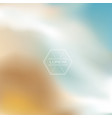 abstract blur soft background vector image vector image