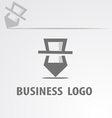 business Logotype vector image vector image
