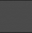 carbon fibre pattern vector image vector image