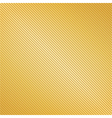 Golden Striped Background vector image