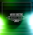 2014 Christmas Colorful Background with a vector image vector image