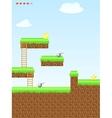 Video game location arcade games vector image vector image