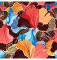 Abstract multi-colored pattern vector image