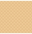 Waffle texture vector image