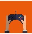 Game control icon design vector image