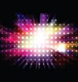 nightlife background vector image vector image