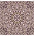 Abstract mosaic motif seamless pattern vector image vector image