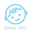 baboy face icon symbol isolated background vector image