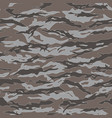 Desert tiger stripe camouflage seamless patterns