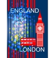 England London vector image vector image