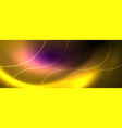 Shiny neon lights dark abstract background with