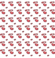 Beautiful set for prints with hearts vector image