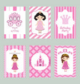 Collection of cute birthday cards collection of