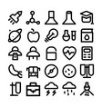 science and technology icons 10