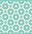 mosaic tiles seamless pattern vintage pattern vector image vector image