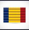 Romania siding produce company icon vector image vector image